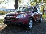2009 Tango Red Pearl Honda CR-V EX 4WD #55402103
