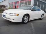 2003 White Chevrolet Monte Carlo SS #55450683