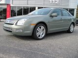 2009 Moss Green Metallic Ford Fusion SEL #55450680