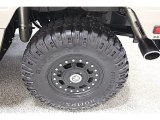 Hummer H1 2004 Wheels and Tires