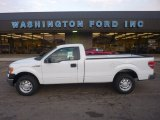 2011 Oxford White Ford F150 XL Regular Cab #55450429
