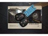 2009 Buick Enclave CX Keys