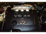 2003 Nissan Murano SL 3.5 Liter DOHC 24-Valve V6 Engine