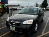 2007 Black Chevrolet Malibu LT Sedan #55450624