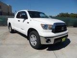 2012 Super White Toyota Tundra SR5 Double Cab #55450368