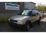 2003 Chevrolet S10 LS ZR5 Crew Cab 4x4 Data, Info and Specs
