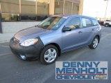 2007 Cosmic Blue Metallic Toyota Matrix  #55450577