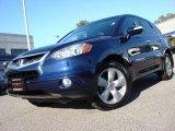 2008 Royal Blue Pearl Acura RDX Technology #55450162