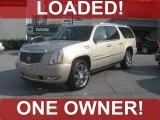 2007 Gold Mist Cadillac Escalade ESV AWD #55450140