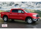 2012 Radiant Red Toyota Tundra SR5 TRD CrewMax 4x4 #55450130