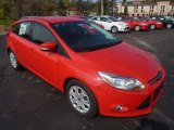 2012 Race Red Ford Focus SE 5-Door #55450310
