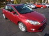 2012 Red Candy Metallic Ford Focus SEL 5-Door #55450307