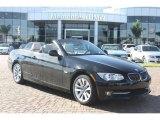 2012 Black Sapphire Metallic BMW 3 Series 328i Convertible #55450536