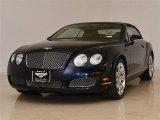 2009 Bentley Continental GTC Dark Sapphire