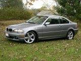 2004 Silver Grey Metallic BMW 3 Series 325i Coupe #55488177