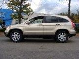 2009 Borrego Beige Metallic Honda CR-V EX-L 4WD #55488429