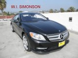 2012 Black Mercedes-Benz CL 550 4MATIC #55487839