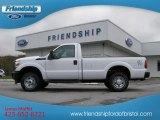 2012 Oxford White Ford F250 Super Duty XL Regular Cab 4x4 #55487767