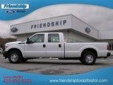 2012 Oxford White Ford F250 Super Duty XL Crew Cab #55487766
