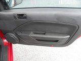 2006 Ford Mustang GT Deluxe Coupe Door Panel