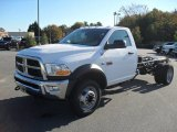 Dodge Ram 4500 HD 2012 Data, Info and Specs