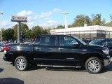2010 Black Toyota Tundra Limited CrewMax 4x4 #55487981