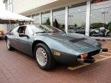 Maserati Bora Data, Info and Specs