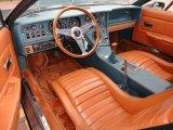 Maserati Bora Interiors