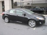 2012 Black Ford Focus SE Sport Sedan #55488211