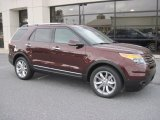 2012 Cinnamon Metallic Ford Explorer Limited 4WD #55488208