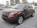 2012 Ford Explorer Limited 4WD Data, Info and Specs