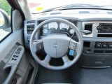 2008 Dodge Ram 1500 Big Horn Edition Quad Cab Steering Wheel