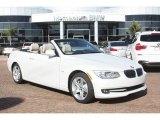 2012 Mineral White Metallic BMW 3 Series 335i Convertible #55537369