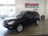 2009 Obsidian Black Lexus RX 350 #55537660