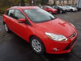 2012 Race Red Ford Focus SE 5-Door #55537070