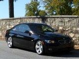 2009 Jet Black BMW 3 Series 335i Coupe #55537063