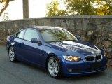 2010 Montego Blue Metallic BMW 3 Series 335i Coupe #55537062