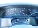 2003 Ford F250 Super Duty XLT Crew Cab 4x4 Gauges