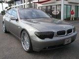 2003 Sterling Grey Metallic BMW 7 Series 745Li Sedan #55537626