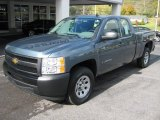 2009 Chevrolet Silverado 1500 Extended Cab Data, Info and Specs