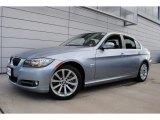 2011 Space Gray Metallic BMW 3 Series 335i xDrive Sedan #55537013