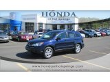 2011 Royal Blue Pearl Honda CR-V EX #55537312