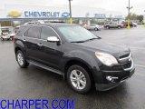2010 Black Chevrolet Equinox LT #55537607