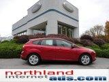 2012 Red Candy Metallic Ford Focus SE Sport 5-Door #55537007