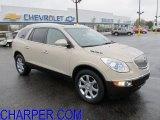 2008 Gold Mist Metallic Buick Enclave CXL AWD #55537602