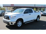 2012 Super White Toyota Tundra Double Cab #55537304