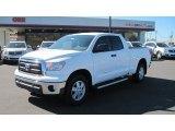 2012 Super White Toyota Tundra Double Cab #55537298