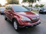 2009 Tango Red Pearl Honda CR-V EX-L #55536972