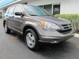2011 Urban Titanium Metallic Honda CR-V LX #55536951