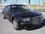 2008 Brilliant Black Crystal Pearl Chrysler 300 C HEMI #542430